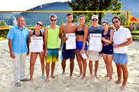 Beach-Volleyball-Turnier Freibad Hallein_13_07_2013
