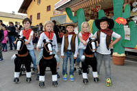 KG Hallein Burgfried Showeinlage US Car & Country Festival_26.04.2014
