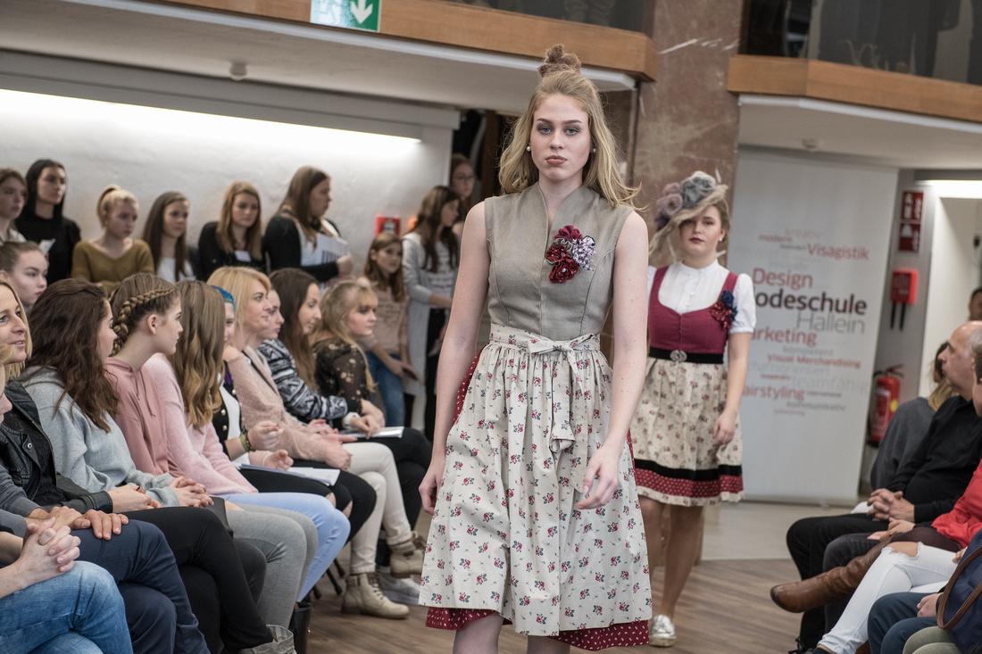 Modeschule Hallein_Tag der offenen Tür_19.01.2018