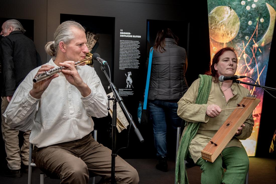 Die Himmelsscheibe von Nebra_Keltenmuseum Hallein_01.02.2018