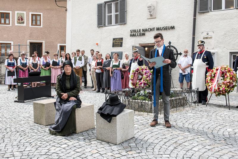 Tag der offen Tür Stille Nacht Museum mit Gedenkfeier_07-Juni 2018