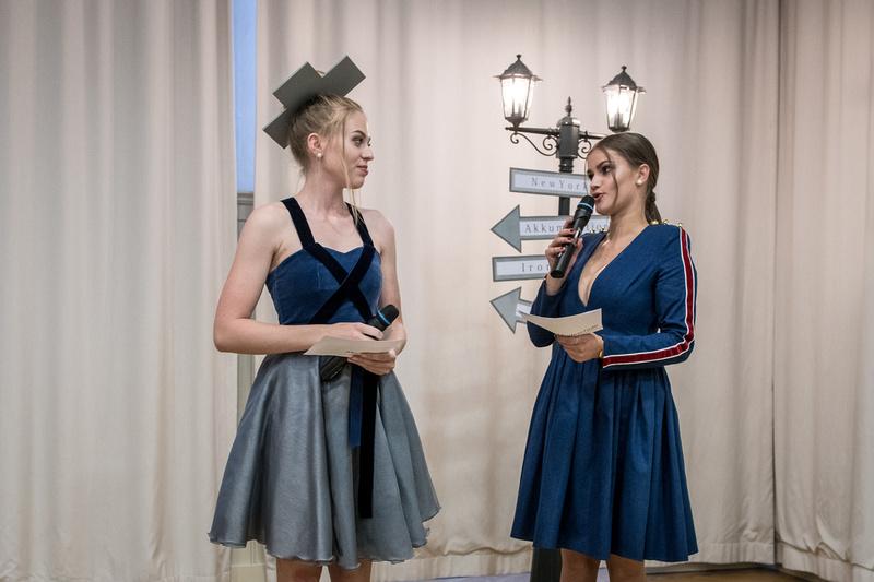 Rhetorische Figuren zum Anziehen – Lesung & Modeausstellung_14. Juni 2018