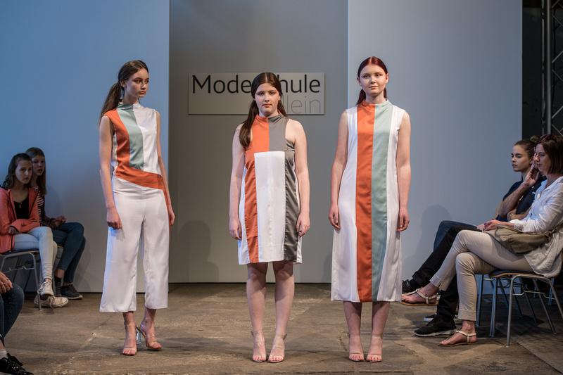 Modeschule Hallein_Modenschau und Visual Merchandising Ausstellung_18.04.2018