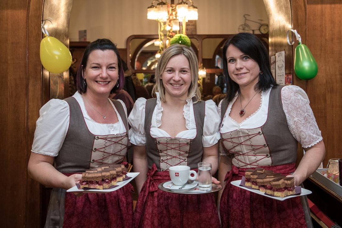 Präsentation Kettendirndl & Kelten-Torte_Cafe Mikl_02.02.2018