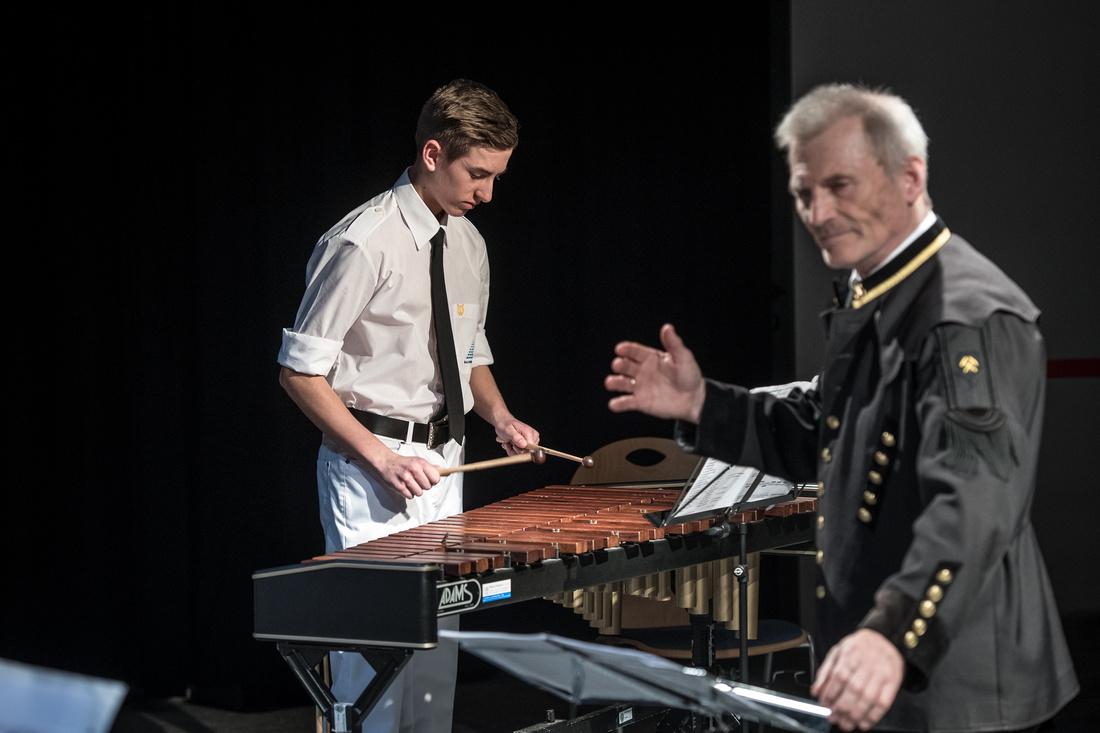 Internationales Halleiner Schlagzeugfestival_Alte Schmiede mit den Salzschlüpfen und dem Duo Nessel - Lamprecht_16.03.2018